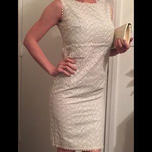Zacuto Vintage 1960's eyelet dress!!!