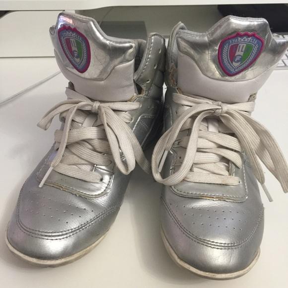 Silver ITALIA FILA Shoes