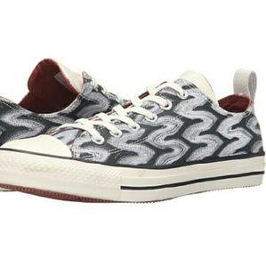 Super Chic! Brand new Converse Missoni sneakers
