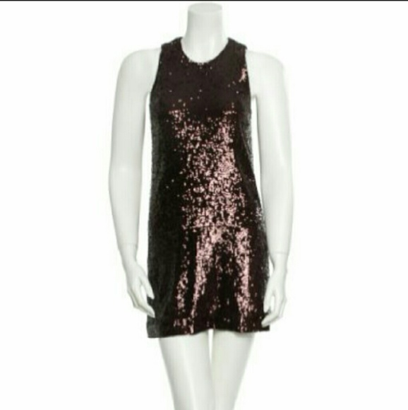 64% off Tory Burch Dresses & Skirts - New- Tory Burch Sequin Mini ...