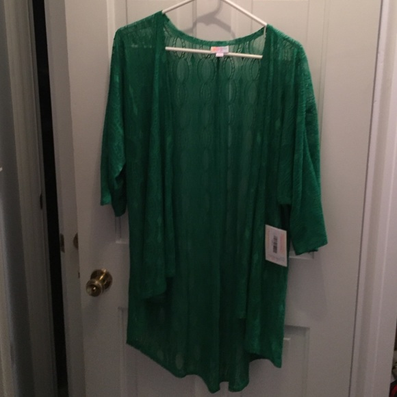 58% off LuLaRoe Sweaters - LuLaRoe Lindsay Kimono / Cardigan in ...