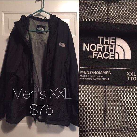 north face xxl