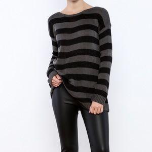 BB Dakota Sweaters - Striped sweater