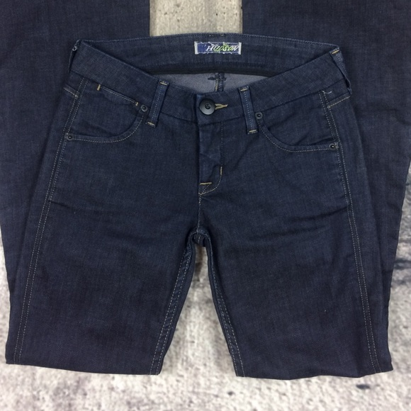 90% off Hudson Jeans Denim - Hudson bellbottom jeans from Ana's ...