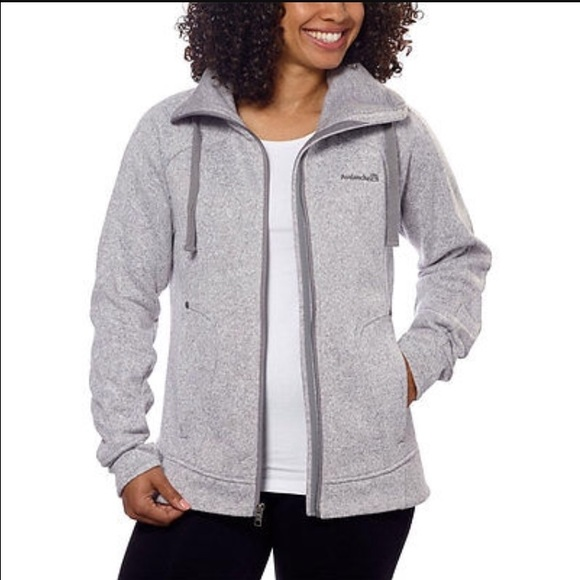 80% off avalanche Jackets & Blazers - Avalanche fleece jacket in ...