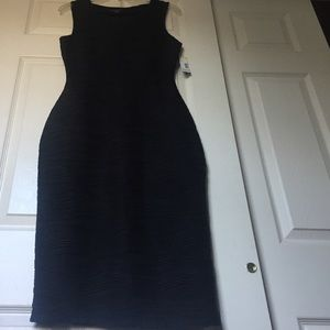 Metaphor Dresses & Skirts - Black Curve Hugging Dress