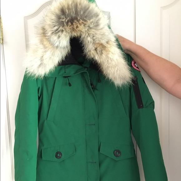 b2761f3894c Canada Goose Jackets & Coats | Montebello Parka In Size Small | Poshmark