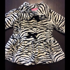 Widgeon Faux Fur Coat for your little one