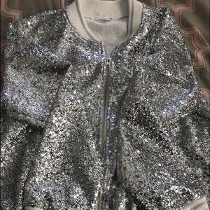 Sparkly Jacket