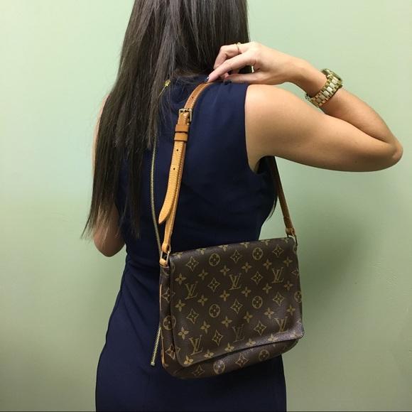650c777c5585 Louis Vuitton Handbags - Louis Vuitton Musette Tango Shoulder bag