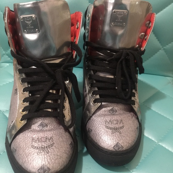 63 mcm shoes mcm sneakers from nhaxoria s closet on
