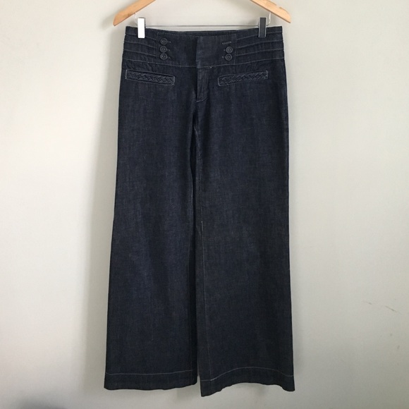 Anthropologie Denim - Anthropologie high waisted flared jeans