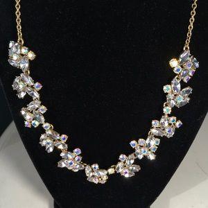 J. Crew Jewelry - IRIDESCENT CLUSTER J CREW NECKLACE
