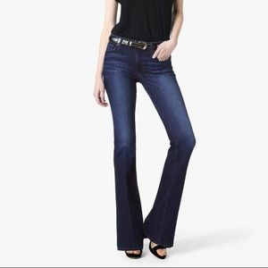 Joe's Jeans Denim - joe's jeans mid rise flare naomi wash