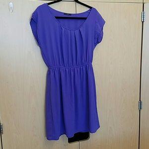 Soprano Dresses & Skirts - Soprano purple lined dress