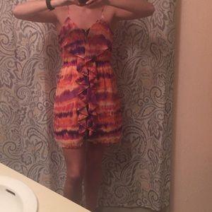 Maude multi colored dress.