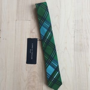 Lord & Taylor Other - NEW with tags LORD and TAYLOR boys tie. 100% wool
