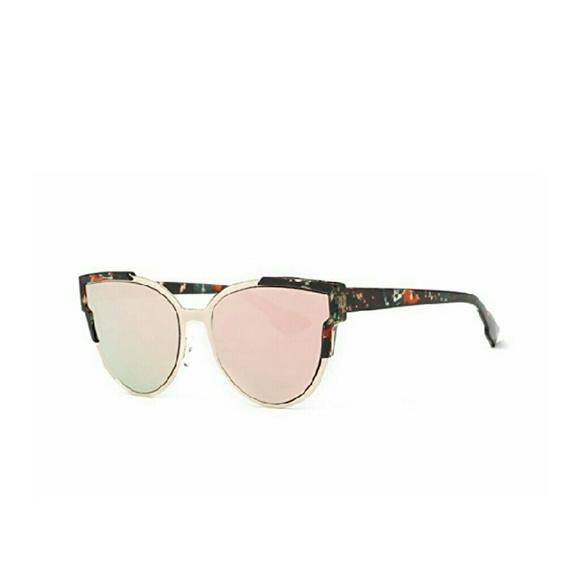 22bb86fc377 Sojos Rose Gold Cat Eye Sunglasses. M 5846fc5a99086a07cf01c97f