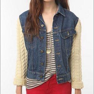 Urban Outfitters Urban Renewal Levi's denim jacket