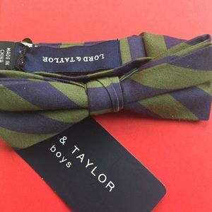 Lord & Taylor Other - NEW with tags LORD and TAYLOR boys bow tie