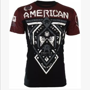 Affliction Other - NWT MENS AMERICAN FIGHTER SHORT SLEEVE SHIRT