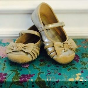 Other - Gold Dress Shoes