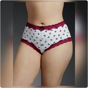 Boston Terrier Cheeky Panty
