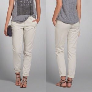 NWT Abercrombie & Fitch jeans chino size w 27 4R