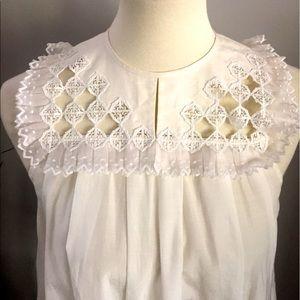 3.1 Phillip Lim Tops - Phillip Lim 3.1 Beautiful lace collar feminine top