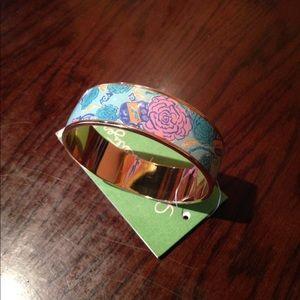 Lilly Pulitzer floral bracelet