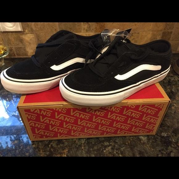 Vans Rowley Pro Sneakers. Never worn ab9de1674