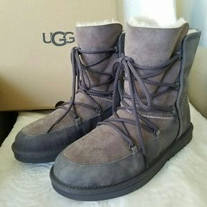 UGG Shoes - WOMEN'S LODGE UGG BOOTS