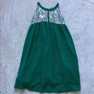 ruby & bloom Other - 🎀Girl's Ruby & Bloom Green Sequin Dress🎀