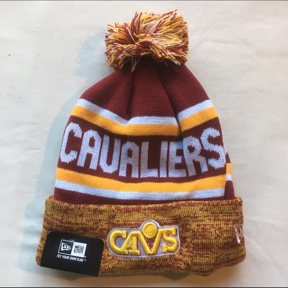 b88c596b9b7 Cleveland Cavaliers beanie hat