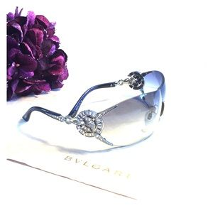 Bulgari Accessories - Bvlgari Gradient Blue Sunnies-Serious Offers Only!