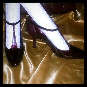 Joan & David Shoes - Circa Joan & David T-Strap Mary Janes