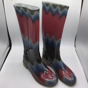 Missoni Shoes - Missoni Italy Rain Boots size 8