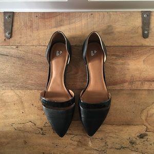 """bp Shoes - Nordstrom BP """"Lovee"""" Black Flats"""