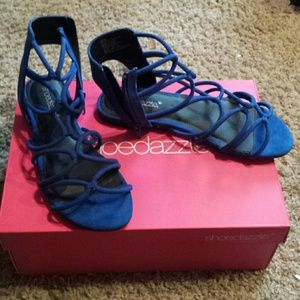 Shoedazzle Shoes - 💙Gladiador Sandals💙