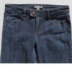 CAbi jeans SZ 8 wide leg