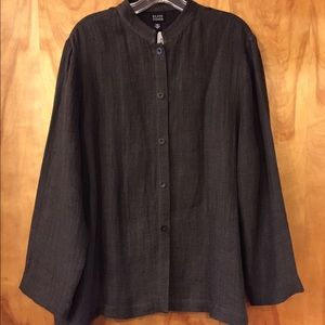 Eileen Fisher shirt.