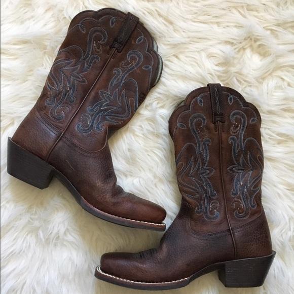 49b203e5cfb Women's Ariat Legend Western Cowboy