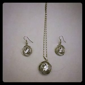 Jewelry - *Elegant Necklace and Earring Set!*