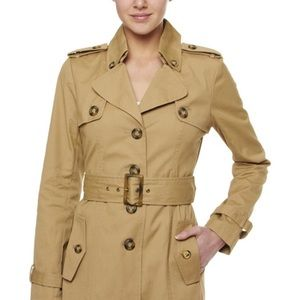 Chandler trench coat