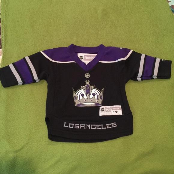 promo code ac8a0 59014 Authentic LA Kings Jersey boys 12-24 months