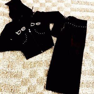 bebe Pants - Bebe Track Suit