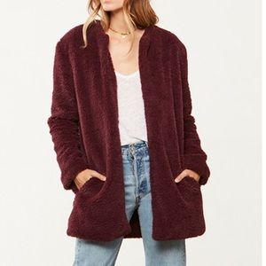 BB Dakota Jackets & Blazers - Merrill Wubby coat