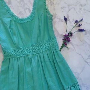 Jessica Simpson Dresses & Skirts - Flirty Mint Dress