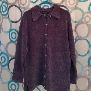 Denim & Co. Sweaters - Denim & Co. Sweater medium new
