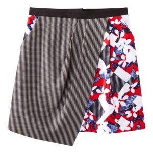NWT Peter Pilotto Target Skirt